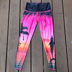 teeki Pants - Teeki yoga pants medium